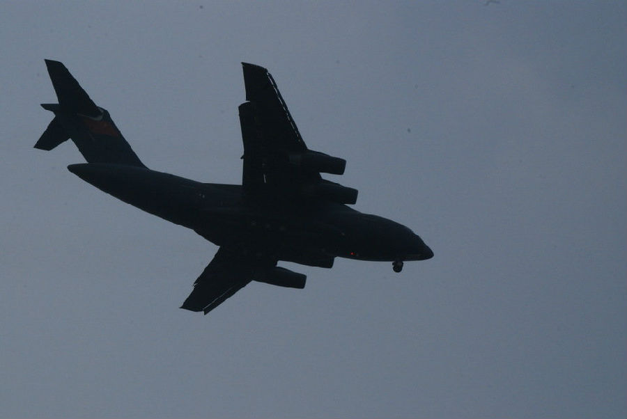 Rússia anuncia planos de criação de novo avião de transporte militar