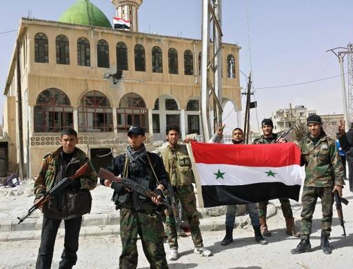 Exército sírio invade cidade rebelde de Yabrud