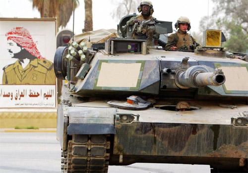 IRAQ-US-BAGHDAD