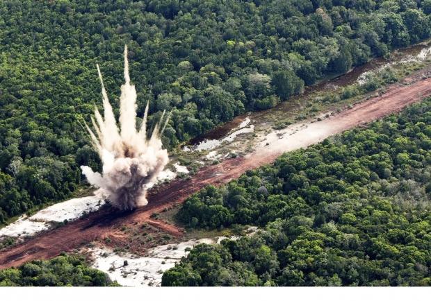 Guerra na fronteira (2)