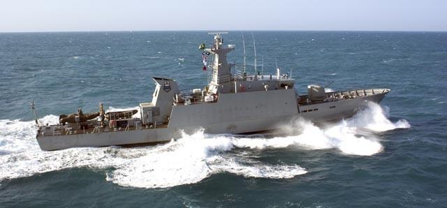 Nacionalização nos navios-patrulha classe 'Macaé'