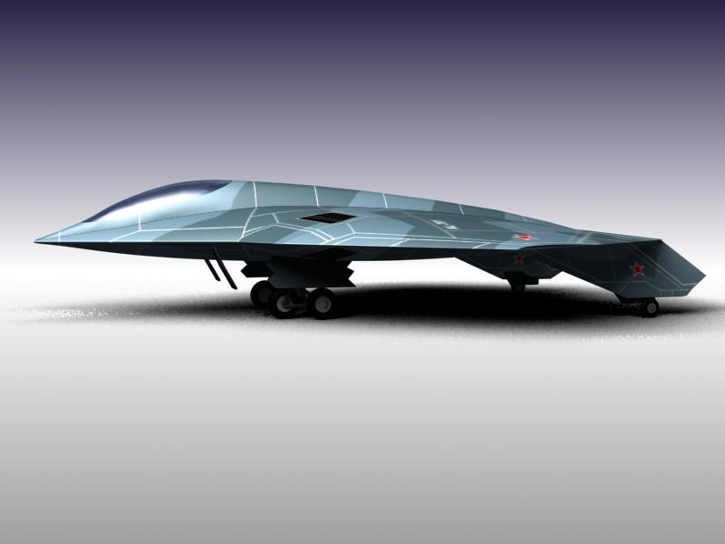 Novo bombardeiro PAK-DA entrará em serviço em 2025