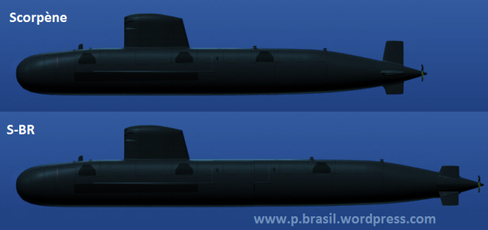 Submarinos exaurem verbas da Marinha do Brasil (MB)