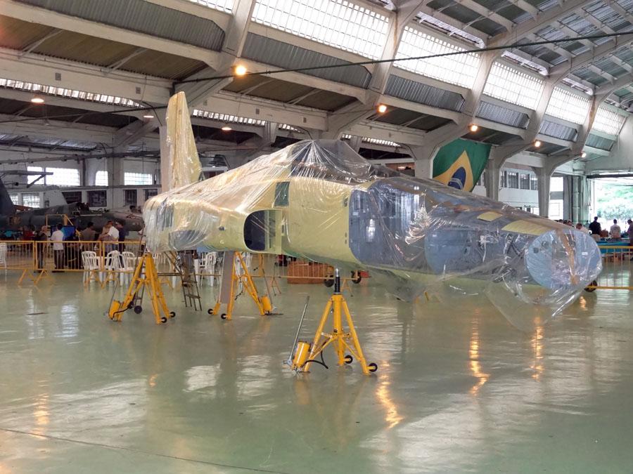 Modernização dos F-5 da Força Aérea Brasileira (FAB)