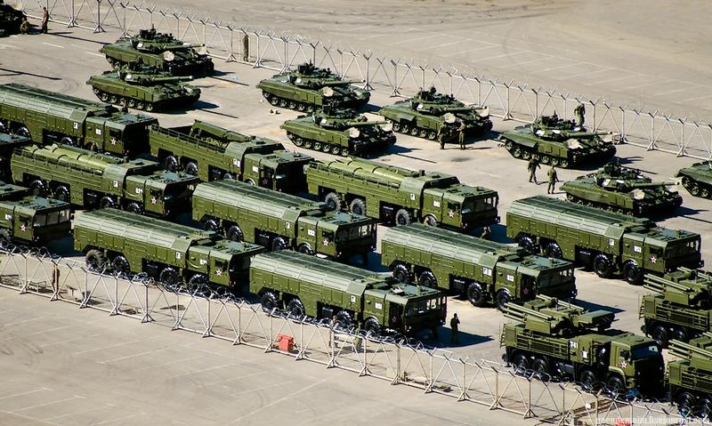 Cooperação militar russo-chinesa com excelentes perspectivas de crescimento