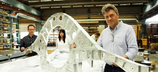 F-X2: Produção do Gripen E está totalmente em andamento
