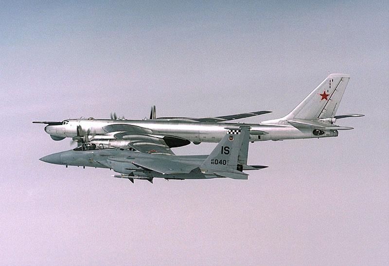 Aumento de atividades Russas no Pacífico chegam à Guam e próximos à Califórnia