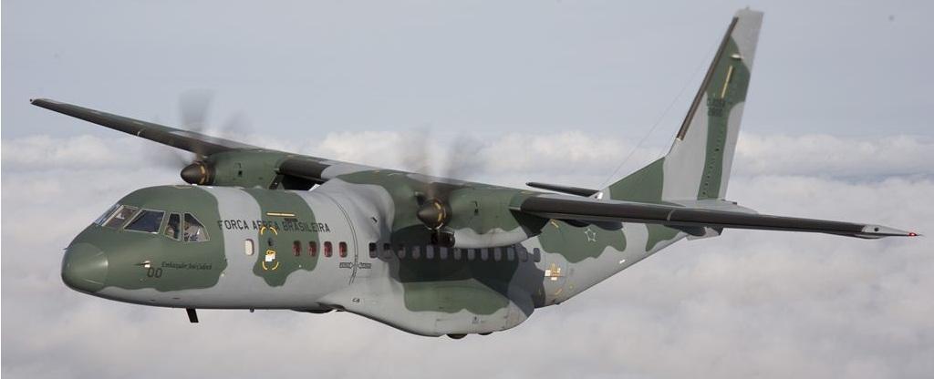 Airbus mira o mercado brasileiro de defesa