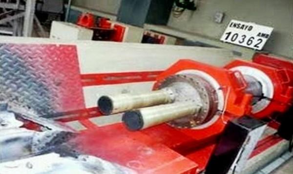 Argentina desenvolveu um motor para seus mísseis Exocet