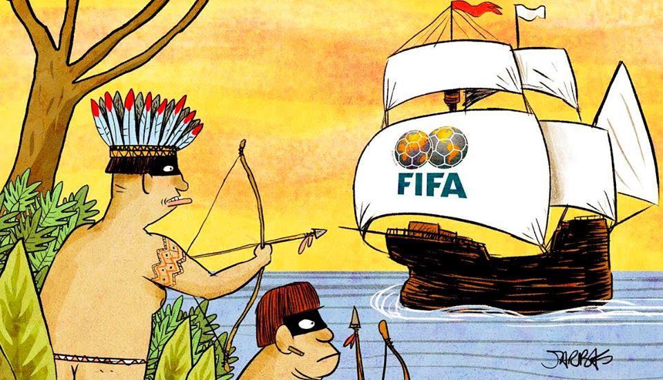DA PERMISÃO ESPECIAL PARA OS FUNCIONARIOS DA FIFA