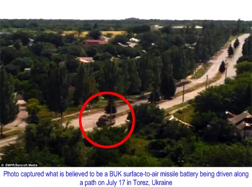 Buk-M1-SA-11-Gadfly-Missile-Systems-Spotted-in-Torez