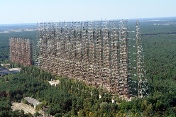 Fantasmas da Guerra Fria: Radar DUGA 3