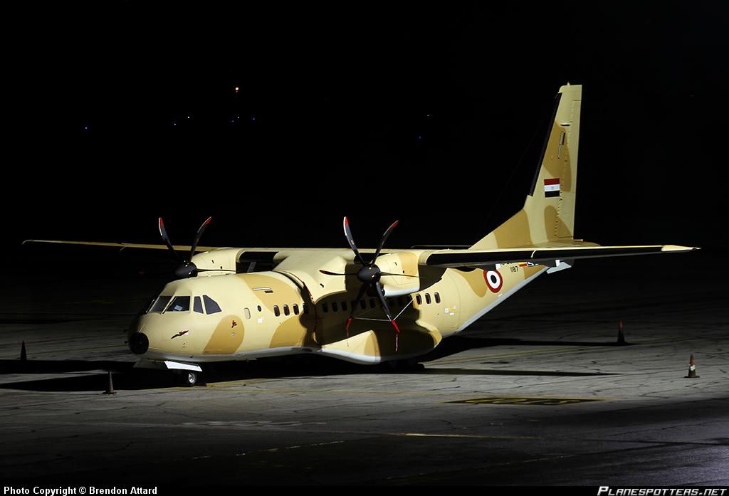 Egito contrata outros oito C-295