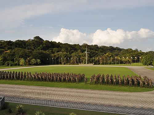 """Corpo de Fuzileiros Navais (CFN): """"Ativação do 3º Grupamento Operativo de Fuzileiros Navais-Maré"""""""