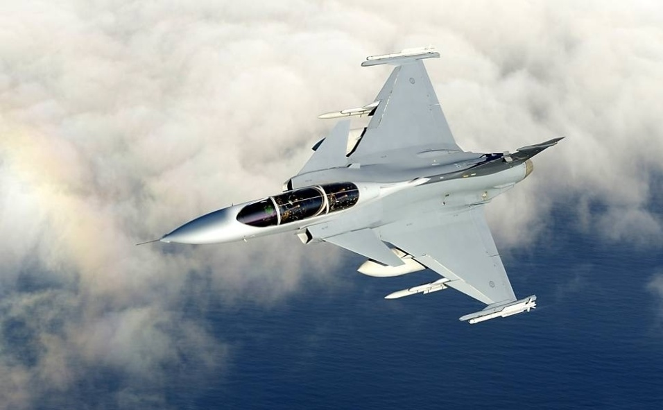 Partido do Vice Presidente Argentino propõe análise de compra de caças JAS 39 Gripen recondicionados