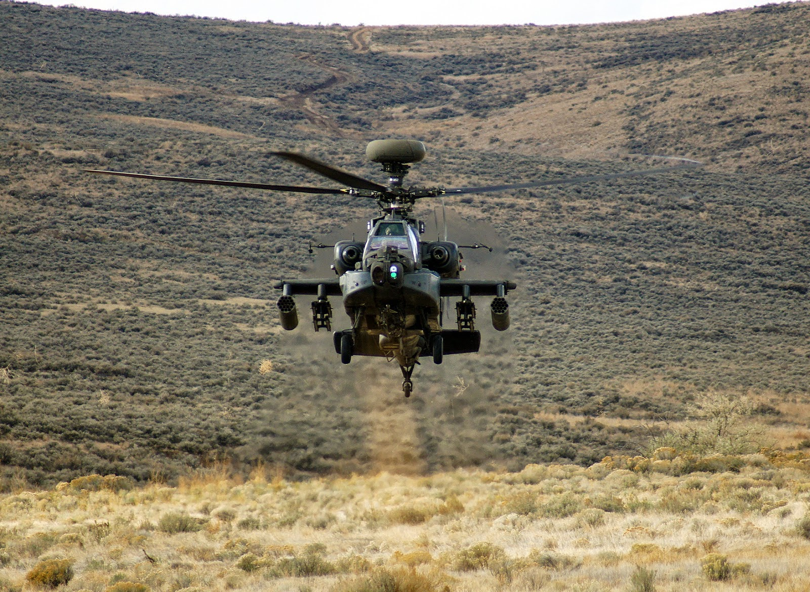 Índia perto de assinar contrato para aquisição de Apaches