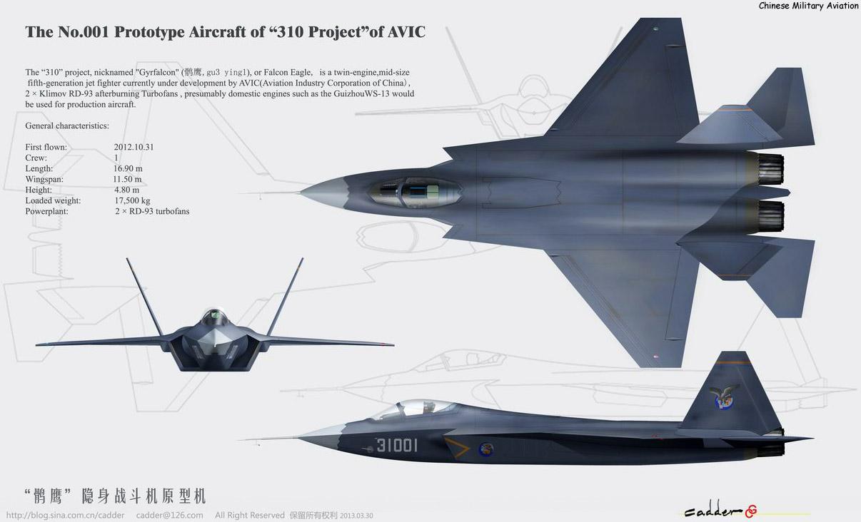 AVIC J 31