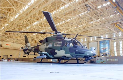 Korean Aerospace Industries desenvolve novos Helicópteros Militares