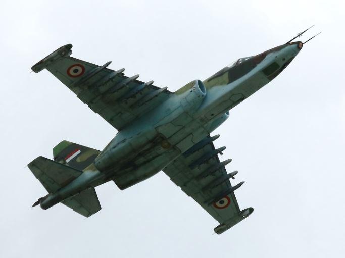 Vídeos: O lendário Su-25 volta na força aérea iraquiana