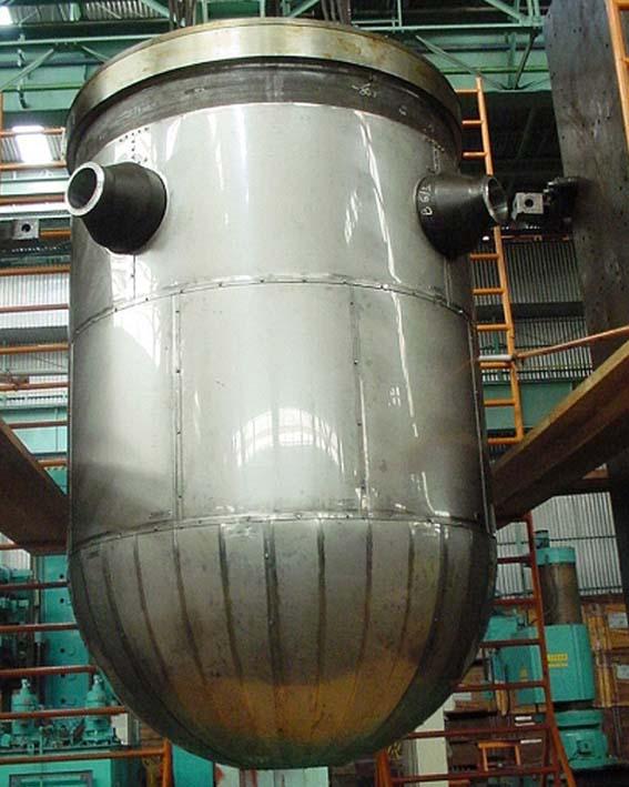 Licitação para fabricação e fornecimento de componentes do reator do primeiro submarino nuclear brasileiro (SN-BR)