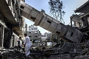 ataque-israelense-atinge-mesquita-na-faixa-de-gaza