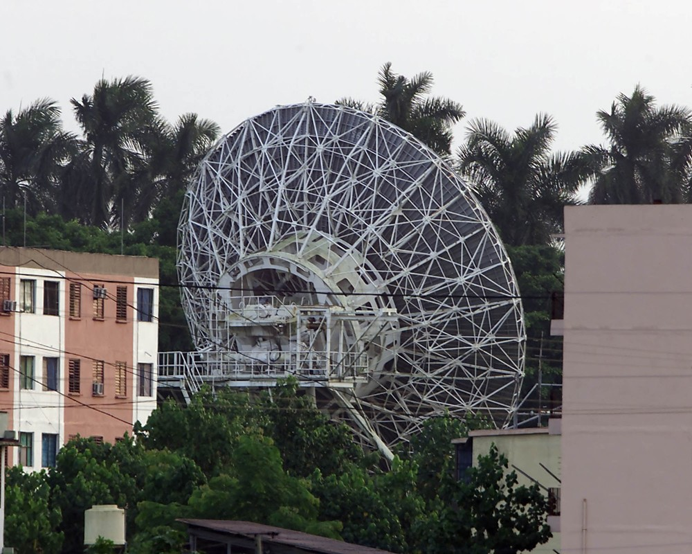 Rusia retorna a Cuba e recupera estação de escuta de radiofrequência
