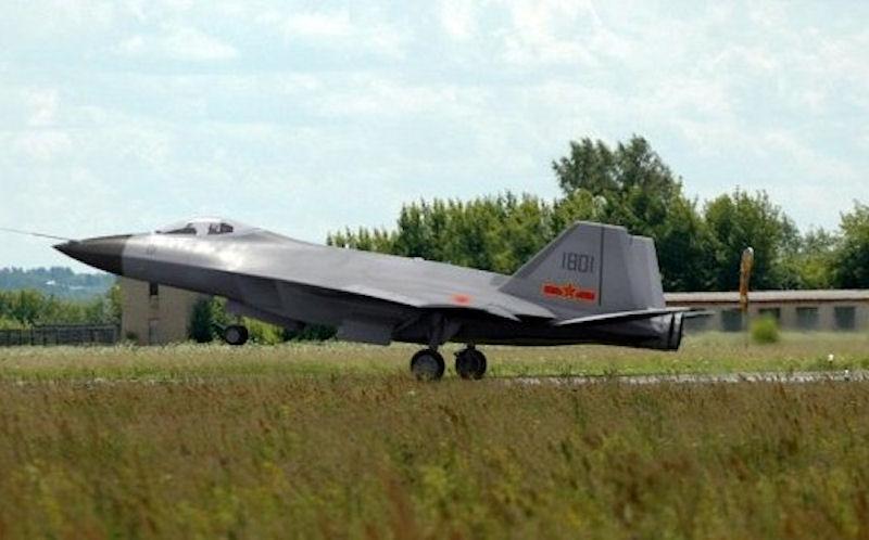 Segundo a mídia esta seria a aparência do alegado J-18
