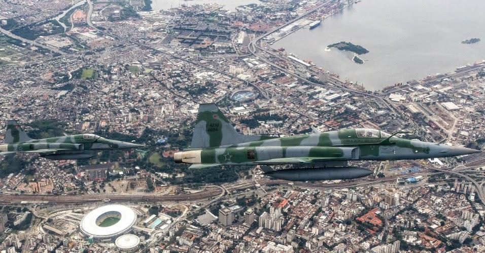 """Copa do Mundo 2014/Defesa & Segurança: """"Operações de defesa contaram com 77 aviões e 2.667 viaturas"""""""