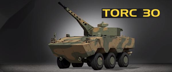 CTEx realiza a integração do Canhão 30mm