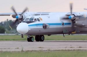 Antonov An-26 da Força Aérea da Ucrânia. Foto: Internet.