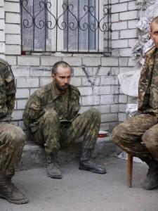 Forças ucranianas se rendem no sul