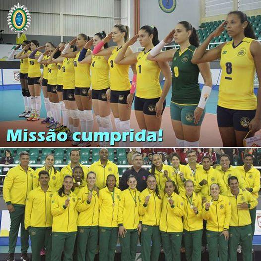 Parabéns Meninas: Seleção brasileira é tetracampeã mundial de vôlei feminino
