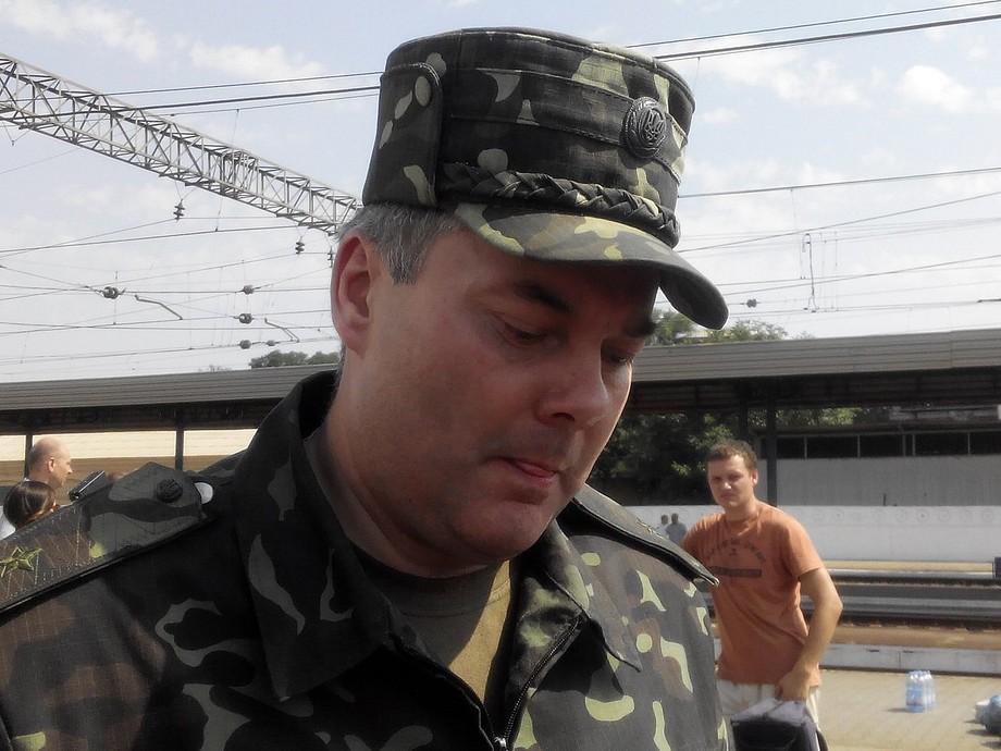 2º Batalhão da 24ª Brigada Motorizada se recusa a embarcar para área conflagrada e se amotina em Kiev