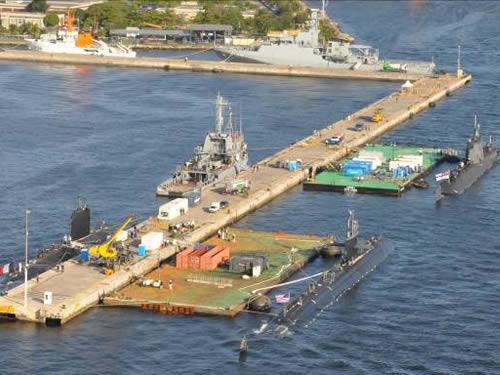 Comemorações dos 100 Anos da Força de Submarinos