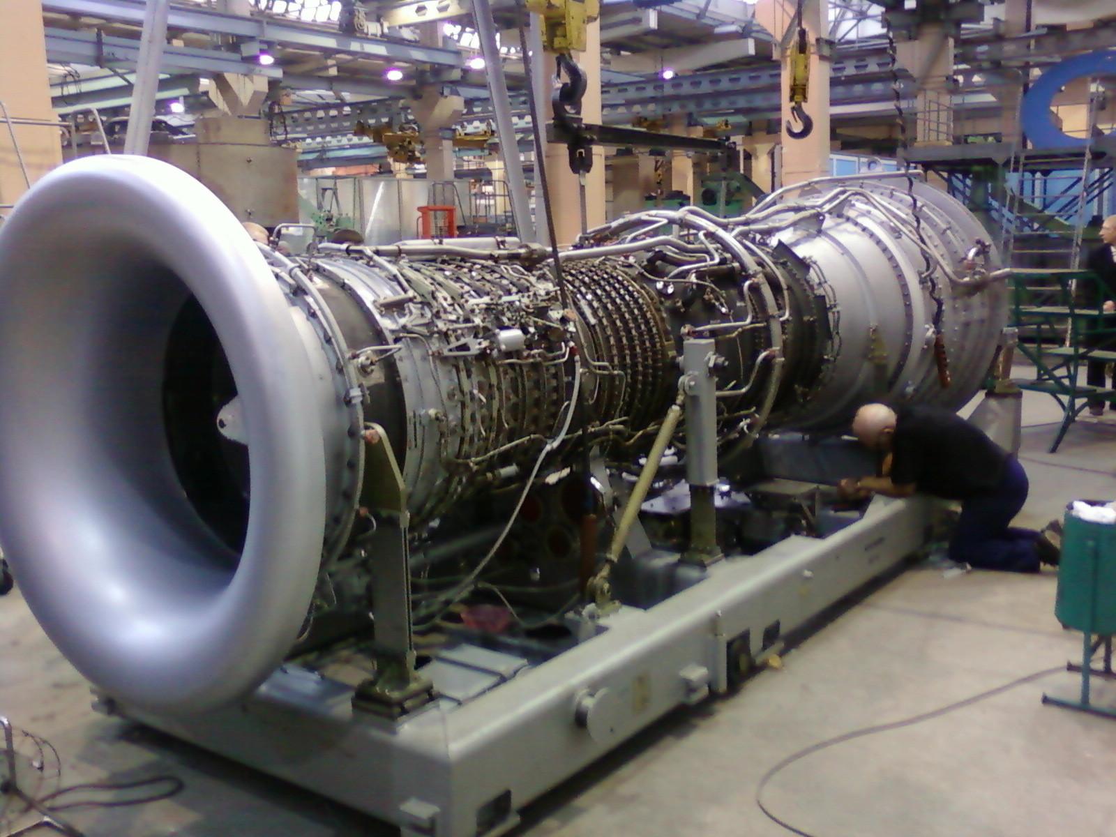 PAK DA deverá ter motor baseado no núcleo dos propulsores Kuznetsov NK-32  que equipam os bombardeiros TU-160 Black Jack