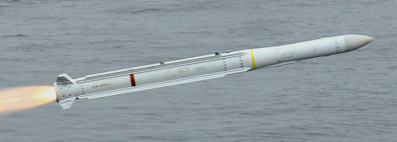 RIM-162 Evolved Sea Sparrow Missile