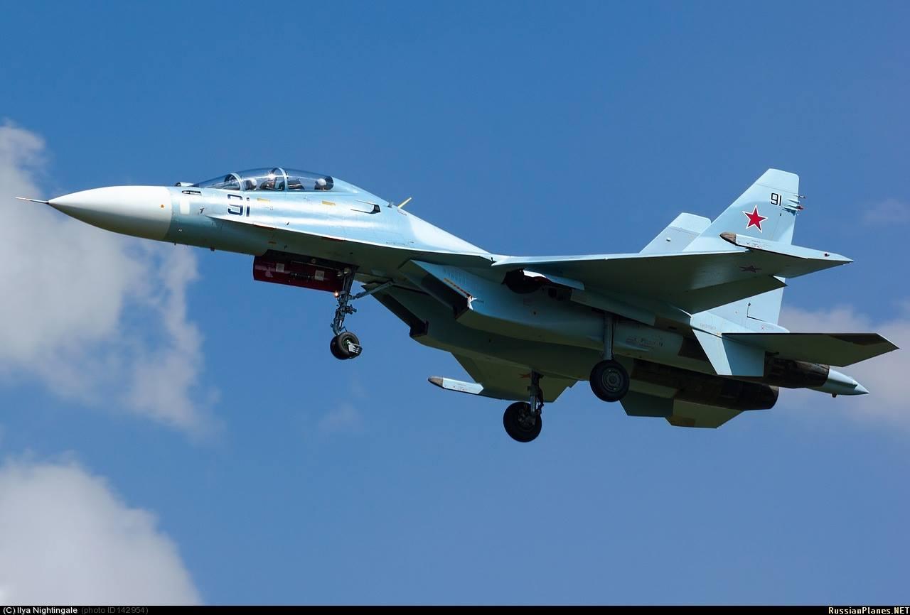 Sukhoi entrega novo lote de caças SU-30M2 para a Força Aérea Russa