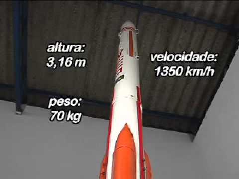"""O Programa Espacial Brasileiro, """"não o do Governo Federal"""", vai muito bem. Obrigado!"""