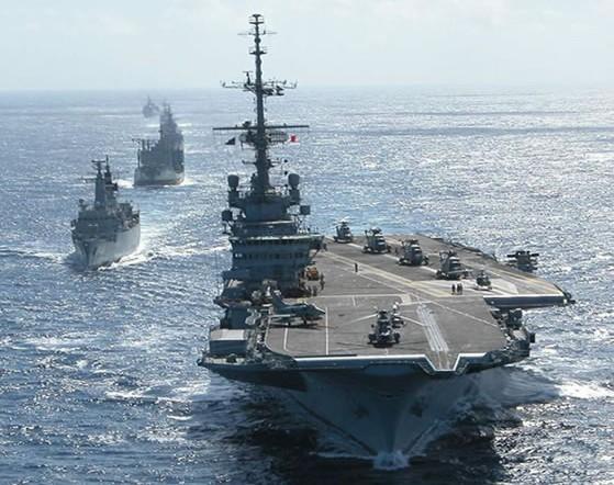 Angola busca cooperação brasileira para implementar Programa Naval