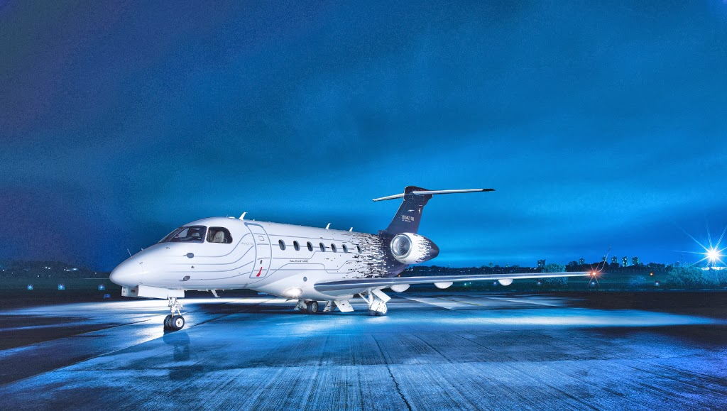 "Vídeo: LUXURY VIP AIRCRAFT ""EMBRAER LEGACY 500"" WITH ""JACKIE CHAN"""