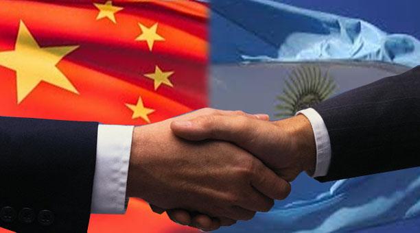 Argentina fecha acordo com a China para obter US$ 11 bi