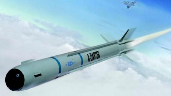 Crise! Sem dinheiro, FAB renegocia contrato do míssil A-Darter e pagará quase R$ 1 milhão a mais