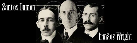 Santos=Dumont X Wright Brothers