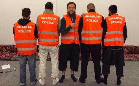 Grupo quer lei islâmica em cidade alemã