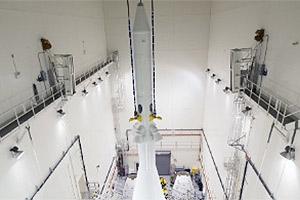 Nave Orion recebe Sistema de Interrupção de Lançamento