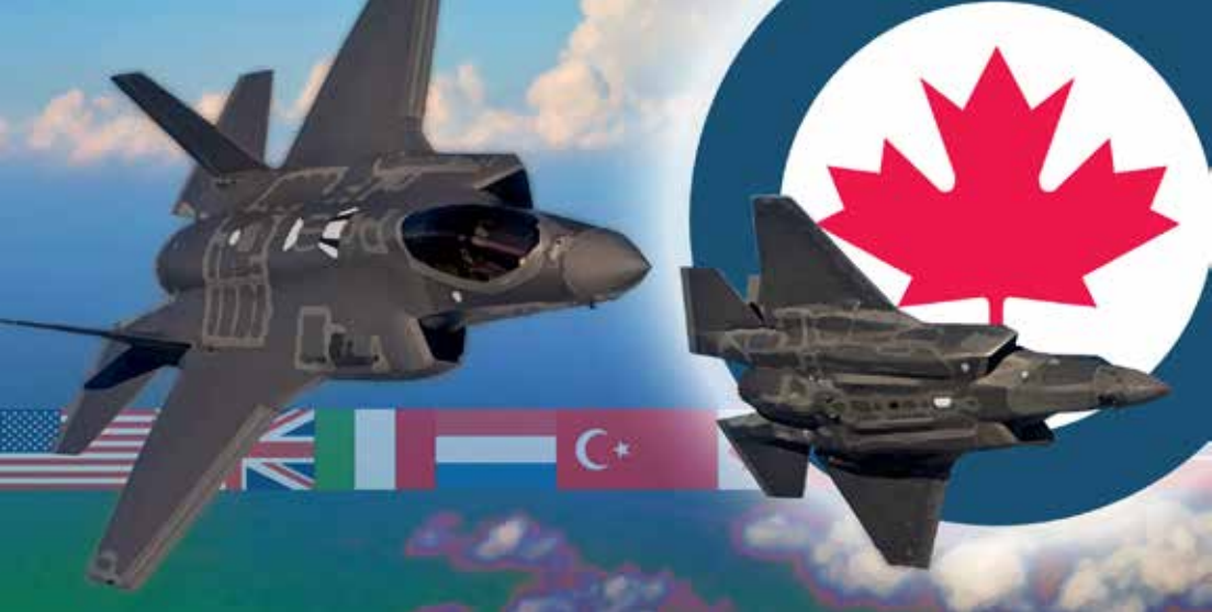 Canada-and-F-35