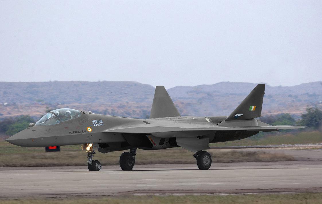 FGFA (PAK FA) pode avançar após visita de Putin a Índia