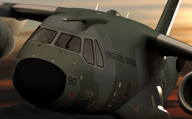 É Hoje: daqui a pouco… EMBRAER KC 390 o Sonho que virou verdade