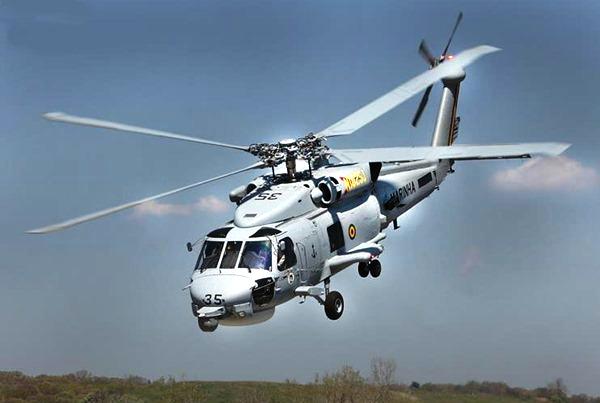 Marinha do Brasil (MB) pode comprar mais três MH-16 Seahawk