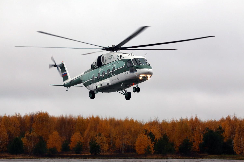 Voa o quarto protótipo da aeronave Mil Mi 38